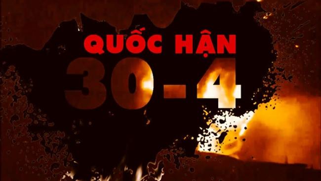 30/04/1975: Muôn đời vẫn là Ngày Quốc Hận - Hàn Giang Trần Lệ Tuyền