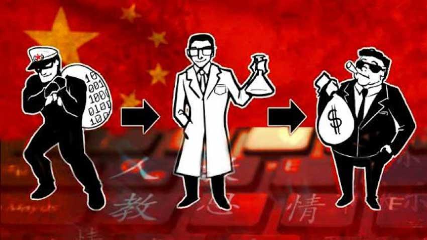 Trung Cộng Ăn Cắp Bí Mật Của Hoa Kỳ Bằng Cách Nào