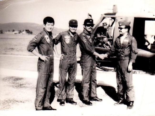 'Chim Sắt UH-1' Đặng Quỳnh và những lần đổ quân tại Vùng 4 Chiến Thuật - Lâm Hoài Thạch