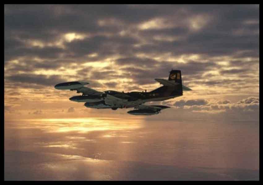 Chuyến Bay Cuối Cùng Phi Đoàn A-37 - Thiên Lôi 524