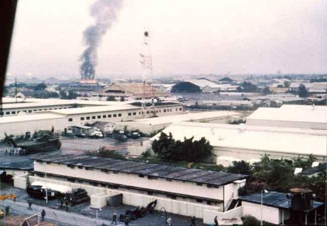 Vụ Ném Bom SàiGòn ngày 24/04/1975 -  Đào Vũ Anh Hùng