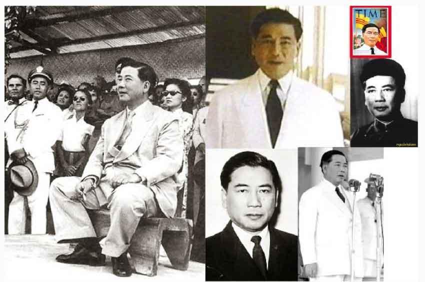 Tổng Thống Ngô Đình Diệm - Kẻ Sĩ Cuối Cùng - Phạm Phong Dinh