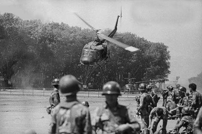 Không Quân VNCH Và Chiến Trường An Lộc - Trần Lý