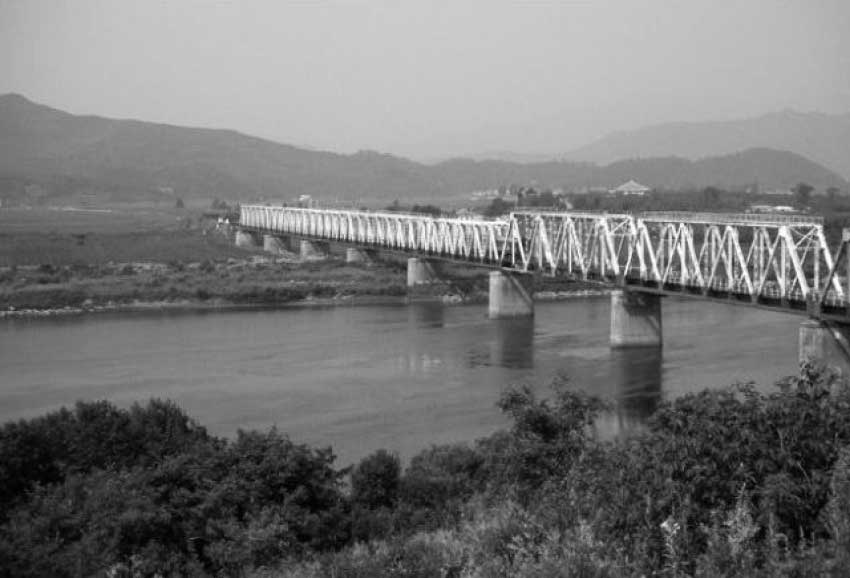 Cây Cầu Biên Giới Norungi Và Đại Lộ Kinh Hoàng Quảng Trị - Mường Giang