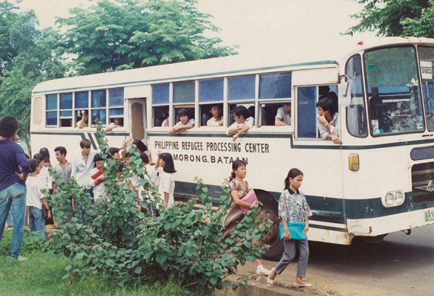 Cuộc Tình Trên Đảo Bataan - Cửu Long