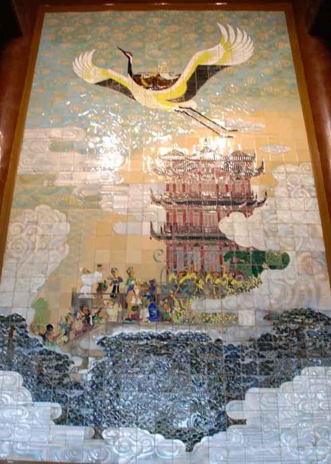 Vũ Hán và Hoàng Hạc Lâu - Trần Nguyên Thắng