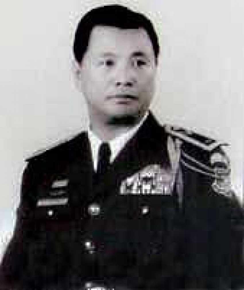 Phi Đoàn 1 Quan Sát - 1954 - Đằng Vân