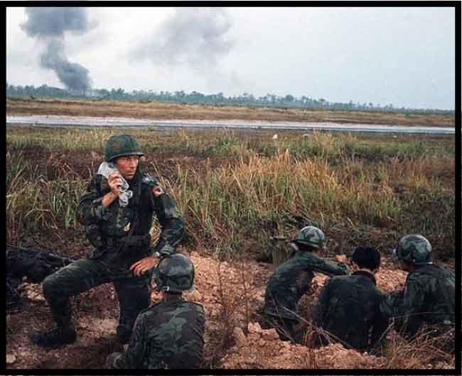 """""""Tự Tử Đi Anh Em! Tao Không Đầu Hàng!"""" - MĐ. Nguyễn Văn Nơi"""