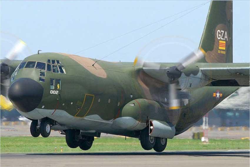 C-130A, Trận Đánh BOBS Cuối Cùng - HP