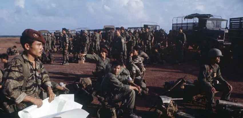 Những ngày đầu ra đơn vị - Nguyễn Ngọc Ẩn