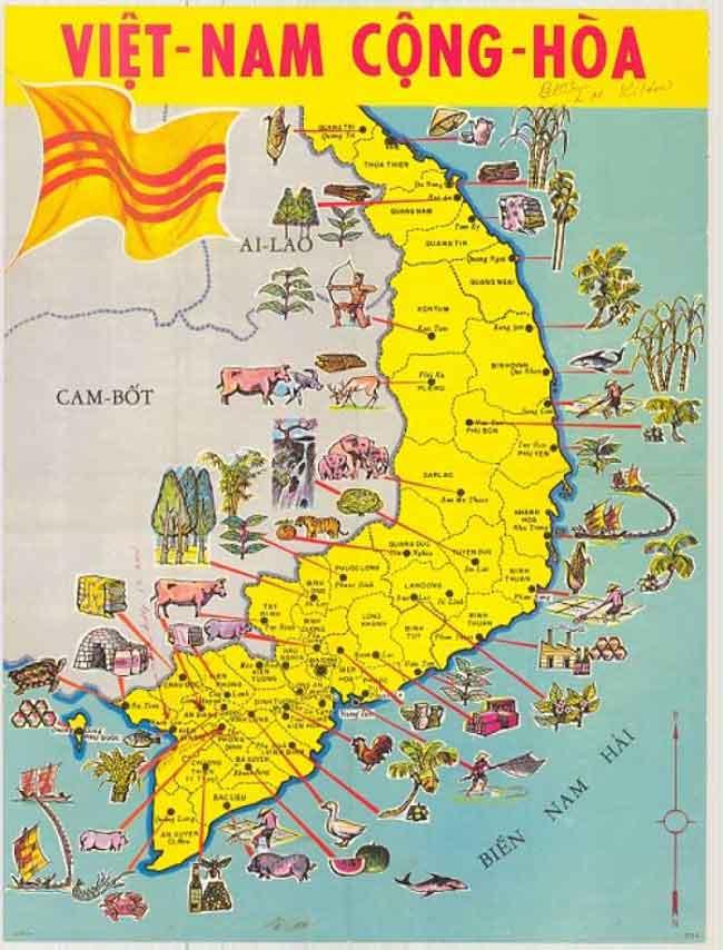 Việt Nam Cộng Hòa lừng lững đi vào lòng đất nước - Trần Doãn Nho