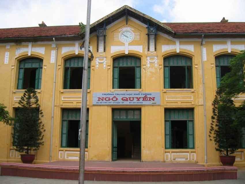 Một thuở học trò - Toàn Phong Nguyễn Xuân Vinh