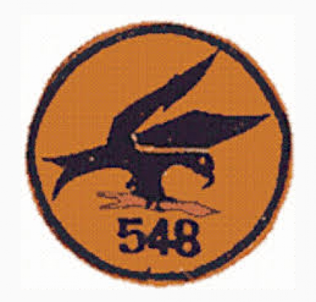 Vài nét về Phi Đoàn 548 Ó Đen - Thiên Điểu