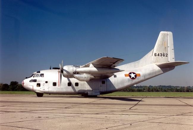 Phi cơ vận tải C-123 và Chiến tranh Việt Nam - Trần Lý