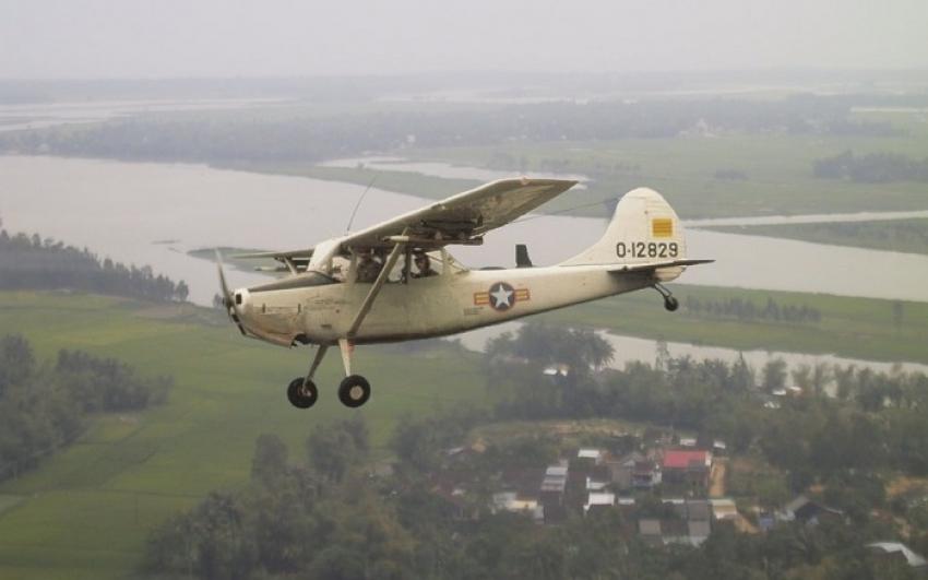 Khoá 17 và Không Quân - Bắc Đẩu Võ Ý - K17