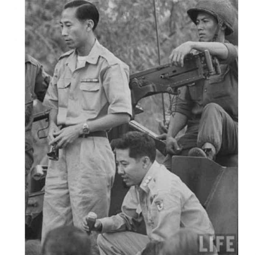 Tình Báo Trong Chiến Tranh Việt Nam - Lâm Vĩnh Thế