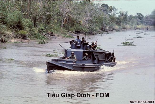 Con Ngựa Xích Thố của Giang Lực Hải Quân VNCH - Phan Lạc Tiếp
