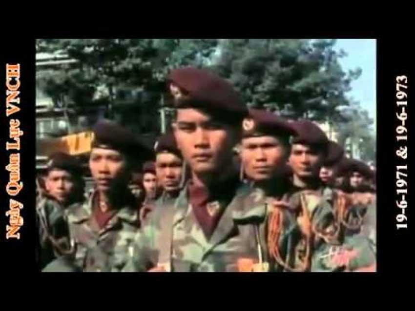 Liên Đoàn 5 Biệt Động Quân tại Mặt Trận Quảng Trị - Nguyễn Văn Nam - K20
